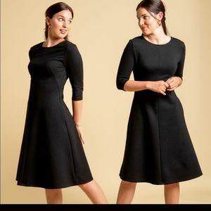 Black Betabrand Ready Set Go Dress Pocket